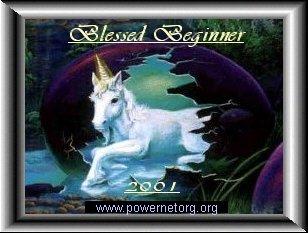 blessedbeginner